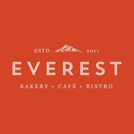 EVEREST CAFE logo