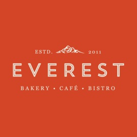 EVEREST CAFE logo