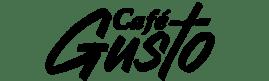 GUSTO CAFE logo