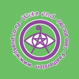 WITS END logo