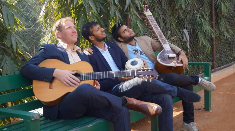 Pangaea band, New Dehli