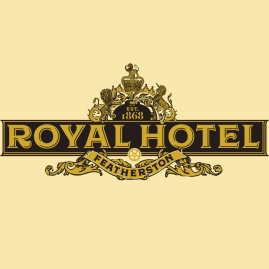The Royal Hotel Logo