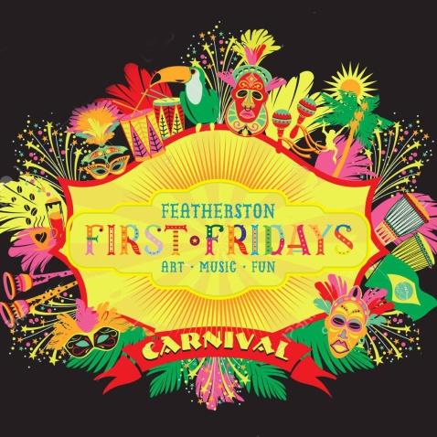 Featherston First Fridays' February Latin Fiesta